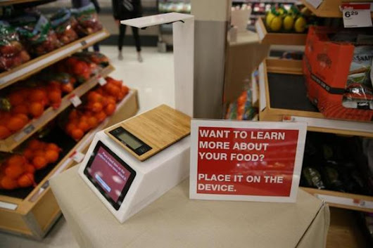 Bringing the supermarket of the future to the present - The Boston Globe
