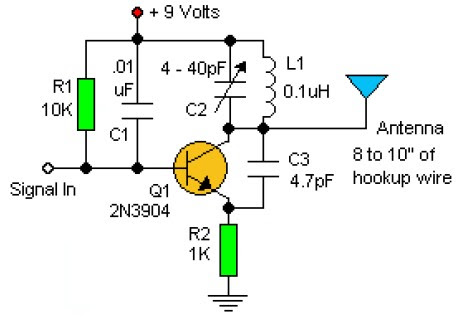 Process Flow Diagrams in addition 9 Volt Fm Transmitter Circuit also Blank Electrical Schematic Template in addition Logic State Indicator 5 additionally Ford 2N 8N 9N Assemblies ep 45 1. on simple wiring schematics