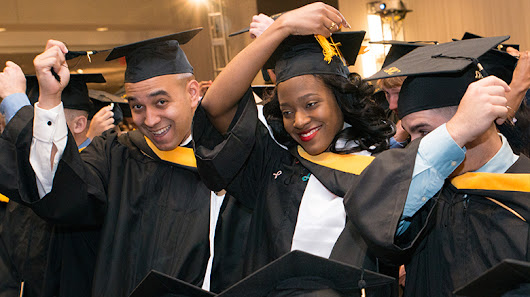 Commencement 2018: SJC Brooklyn Bears Graduating from Their Den on May 20 - SJCNY OnCampus