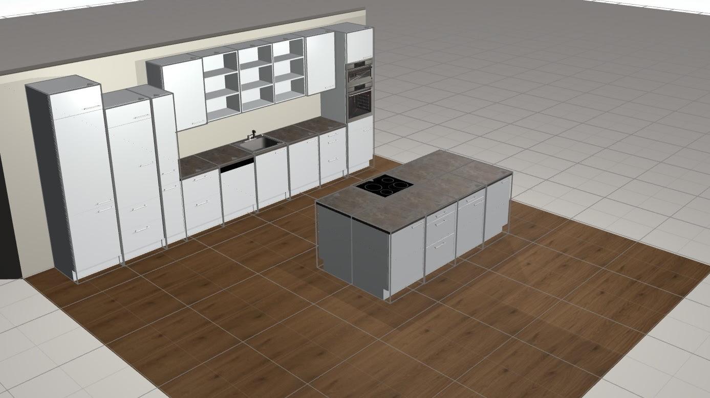 Küche Mit Insel Online Kaufen Günstig Moderne Und Theke ...