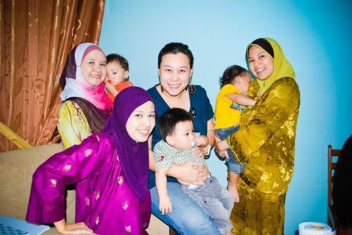 Raya 2011 @ K.Fara, Klang