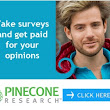 Pinecone Research - Surveys (US Only) | Freebies Joy