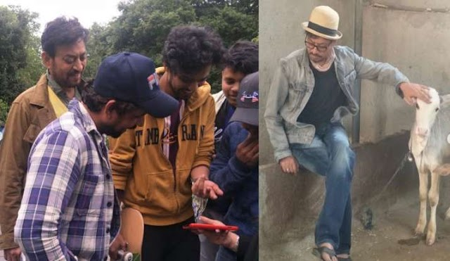बाबिल ने पिता इरफान खान को याद कर शेयर की तस्वीरें, लिखा- बड़ी मेहनत कर रहा हूं काश..