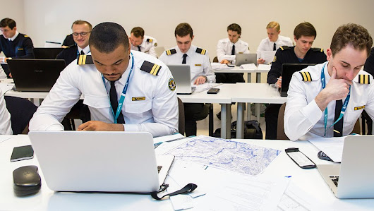 Growing Multicultural Competence in Aviation Academies