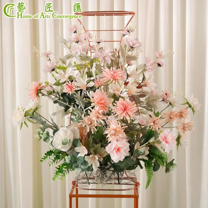 China Modern Fresh Flower Arrangement Suppliers Manufacturers Factory Customized Modern Fresh Flower Arrangement Wholesale Home Of Arts Convergence