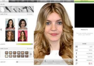 Capelli le migliori 10 app per trovare taglio o colore giusti IO donna