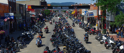 Sturgis Motorcycle Rally Social Media Strategy Driving Attendance Tourism  News  77th Annual 2017 Sturgis Motorcycle Rally
