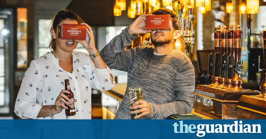 Beer goggles, but not as you know them | Guardian Small Business Network | The Guardian