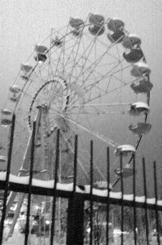 Чёртово колесо обозрения