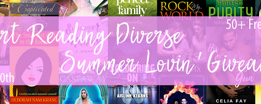 Start Reading Diverse Giveaway