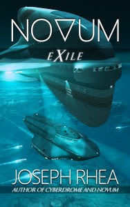 Novum: Exile by Joseph Rhea