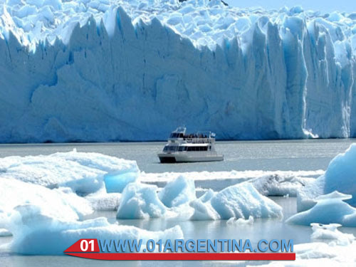 Things to do and main tourist places to visit in El calafate Patagonia