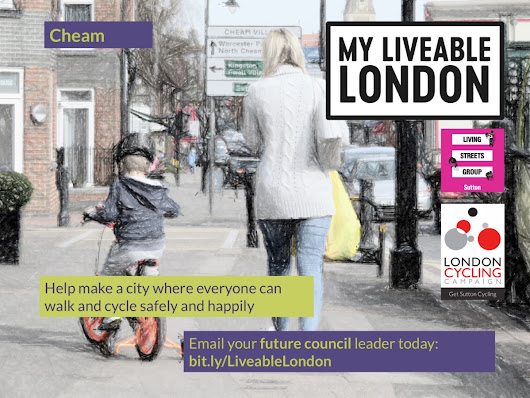 My Liveable London