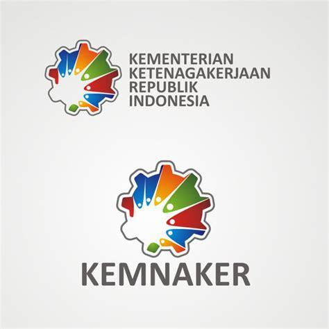 logo kemnaker keren hellomotioncom
