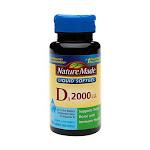 Nature Made Vitamin D3 2000 Iu Liquid Softgels - 90 Ea