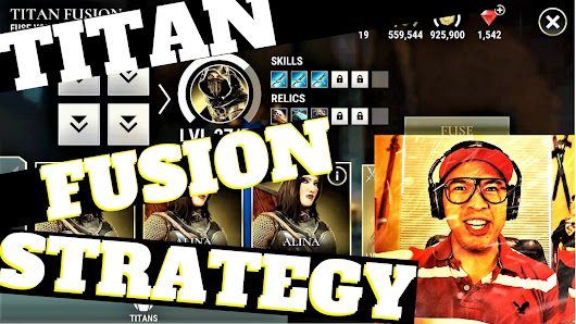 Fusing Titans Correctly - Dawn of Titans with DBR - YouTube