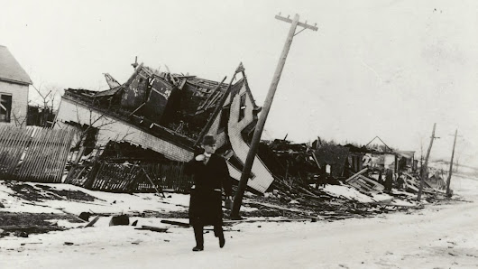 A century later, the Halifax Explosion remains a devastating legacy