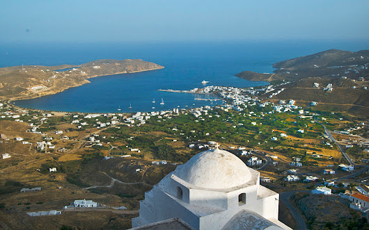 5 Reasons to Visit Serifos - Greece Is