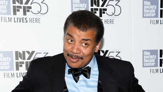 Neil DeGrasse Tyson Gets Into A Rap Battle With B.o.B Over Flat Earth Theory