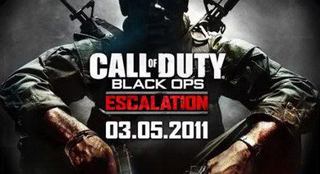 Escalation, nueva actualización para COD Black Ops