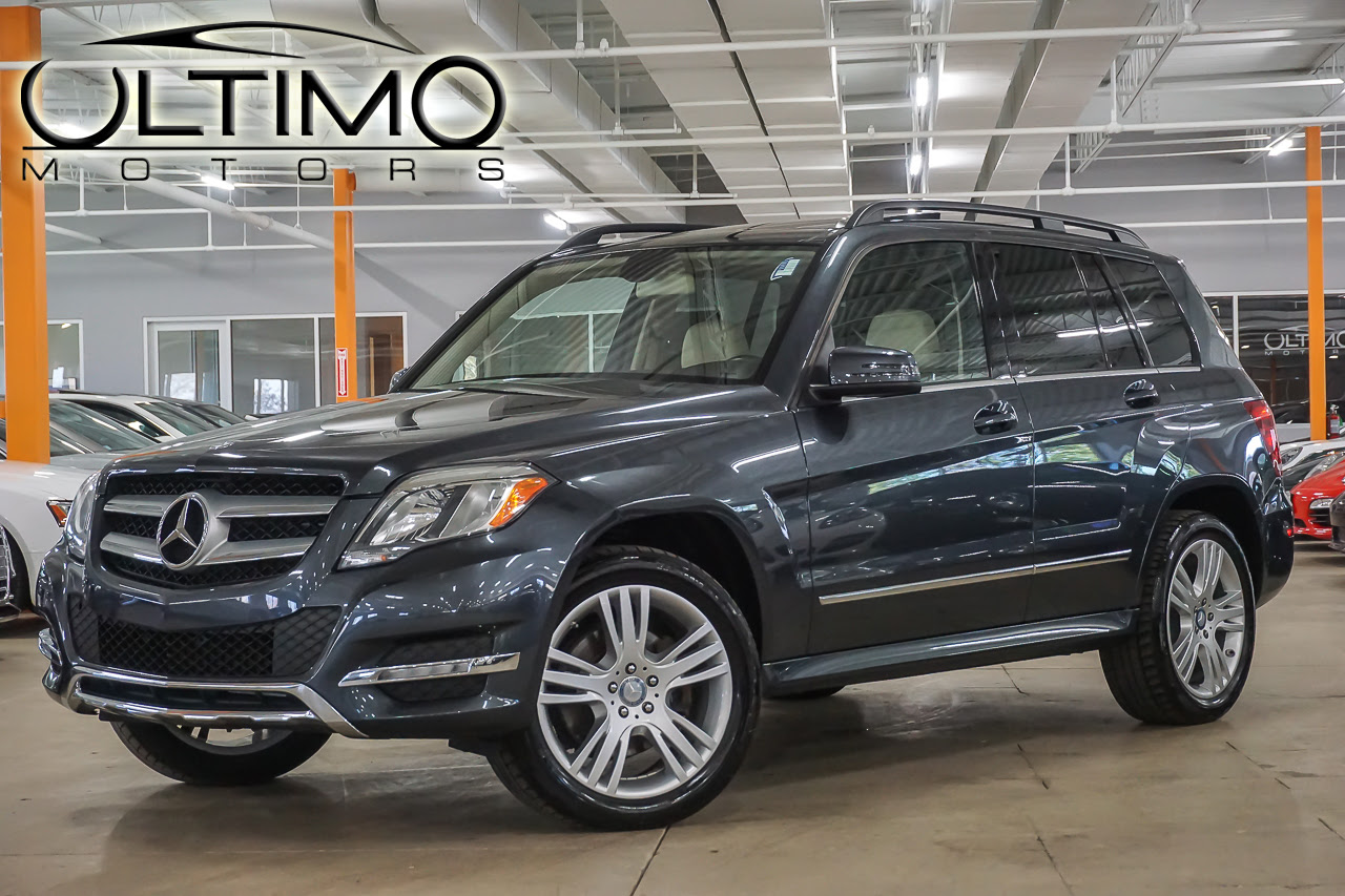 Pre-Owned 2013 Mercedes-Benz GLK-Class GLK350 SUV in ...