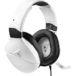 Turtle Beach - Recon 200 Wired Stereo Gaming Headset - White