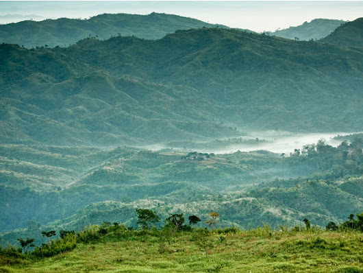 The Green Village Of Khonoma In Nagaland - Nativeplanet