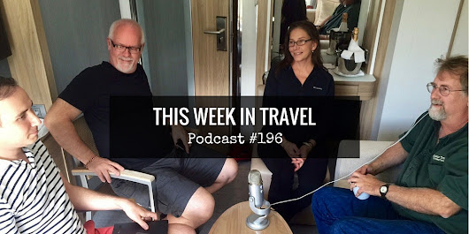 "Backroad Planet on ""This Week in Travel"" Podcast #196 