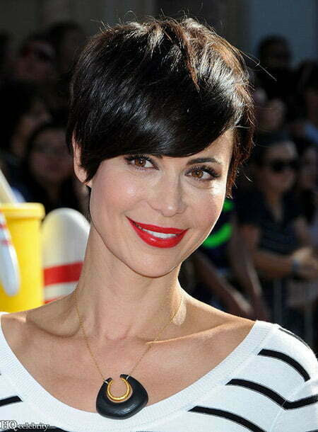 Celebrity Pixie Hairstyles