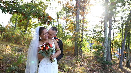 Evangeline + Michael | Executive Court Manchester | NH Wedding Videography