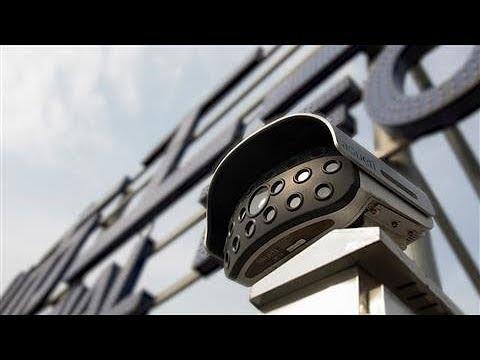 .監控攝影機數量排名前十的國家和城市