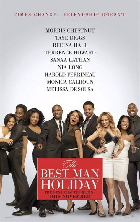 The Best Man Holiday   Wild About Movies