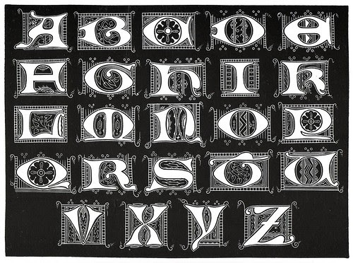 Ornamental Typography Revisited 009