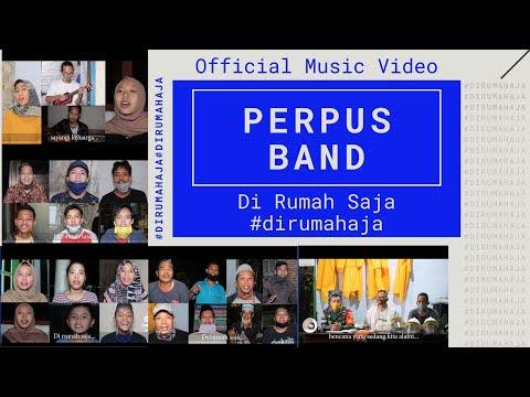 Di Rumah Saja (Official Music Video by Perpus Band) #dirumahsaja