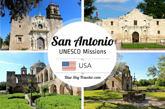 The new UNESCO site in Texas