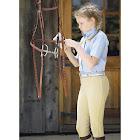 TuffRider Children's Cotton Jods - 8 / Beige