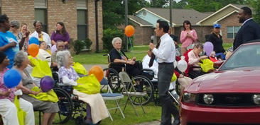 Rosewood Nursing Rehabilitation Center Parade - Evangeline ...