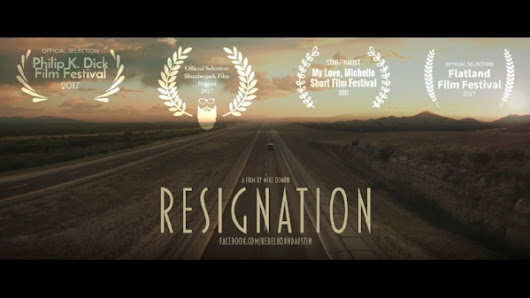 Sci-Fi Short Film Spotlight: RESIGNATION