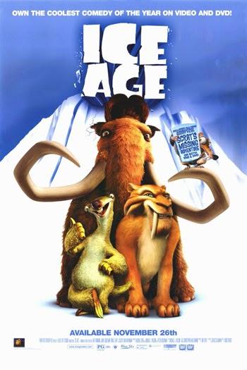Ice Age 2002 Dual Audio ORG Hindi 480p BluRay 300MB ESubs