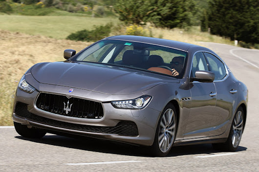 Maserati ramping up production of Ghibli, Quattroporte