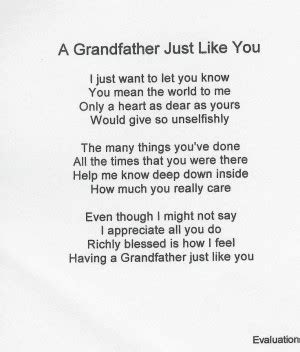 Funeral Quotes For Grandfather. QuotesGram