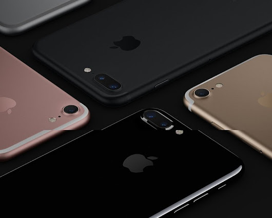 Everything You Should Know About the iPhone 7 and iPhone 7 Plus