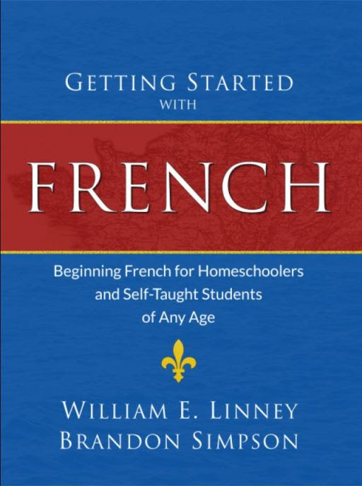 Homeschool French {Homeschool Crew Review} - For Him and My Family