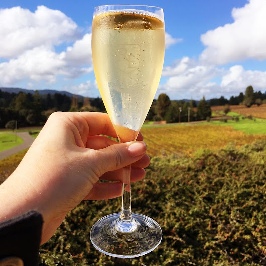10 awesome places for wine selfies in Northern California Wine Country