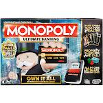 Hasbro Ultimate Banking Edition Monopoly