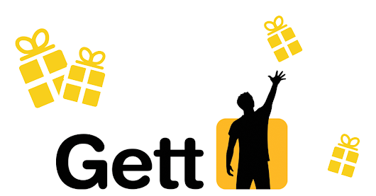Get £5 for your first Gett ride!