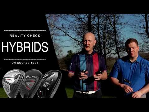 Best Hybrids 2019 on the course