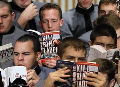 Cadet Reading Assignment