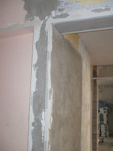 Wall Edge Straightener at Walls