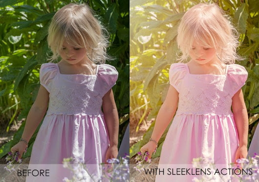 A Review of Sleeklens Photoshop Actions – Portrait Perfection Collection